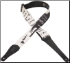 "GUITAR STRAP BY LEVY'S --  2"" POLYESTER STRAP -- BEATLES COLLECTION --  MPL2-006  HELLO GOODBYE"