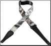 "GUITAR STRAP BY LEVY'S --  2"" POLYESTER STRAP -- BEATLES COLLECTION --  MPL2-020  GIVE PEACE A CHANCE"