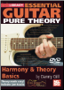 COMPLETE SET OF THREE DVDs---Essential Guitar Pure Theory: Harmony & Theory DVD by Danny Gill  --  DVD (SKU: RDR024234)