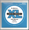 XLB025W -- XL NICKEL WOUND STRINGS