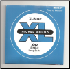 XLB042 -- XL NICKEL WOUND STRINGS