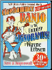 Clawhammer Banjo For The Complete Ignoramus! by Wayne Erbsen  --  BOOK AND CD